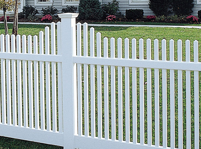 Manchester Fence Classic Vinyl Installation Amp Fencing