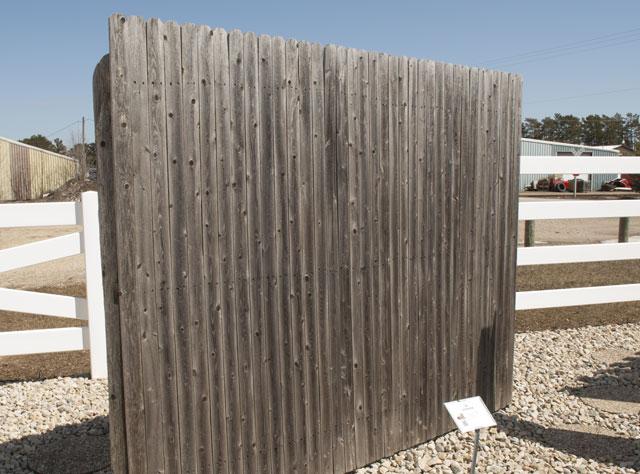 Solid Wood Fences By 1 Fencing Contractor In Escanaba Mi