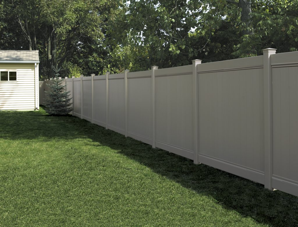 Chesterfield fence Smooth