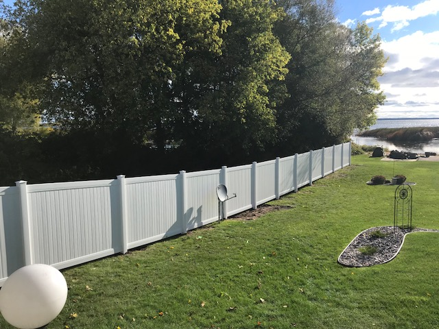 Testimonials Delta Fence Amp Construction