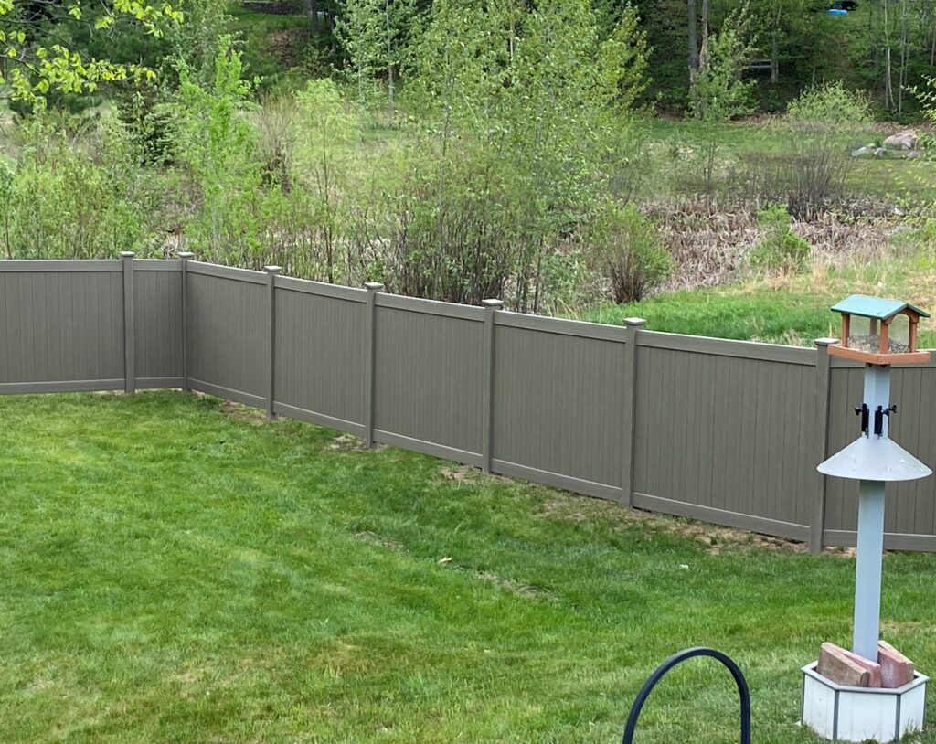 Chesterfield Fence